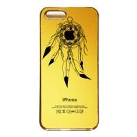 22 APPLE Iphone 5/5s HARD case GOLD,casing,motif,unik,emas,logo,tiger