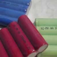 Baterai Cas/Rechargeable Battery/Batre/Batrei AA/B