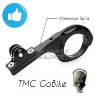 harga Tmc Gobike Long Pro Bike/sepeda Mount For Gopro & Xiaomi Yi Tokopedia.com