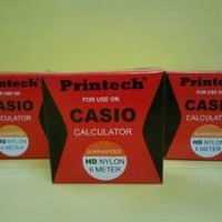 Ribbon - Printech - Ribbon for DR series Casio Calculator