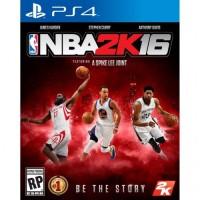 Kaset PS4 Game : NBA2K16 - English