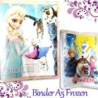 Binder A5 Frozen