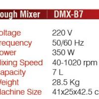 Dough Mixer 2 cream whisk