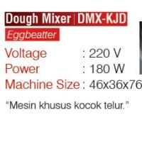 Dough Mixer 3