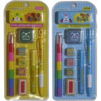 stationery set perlengkapan alat tulis