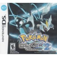 Pokemon Black Version 2 3DS