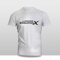 Kaos Baju Pakaian Otomotif Mobil Mitsubishi Lancer Evo X Murah