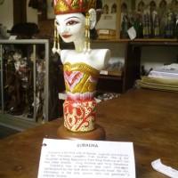harga Wayang Golek Subadra (istri Arjuna) Jenis Patung Dada Tokopedia.com