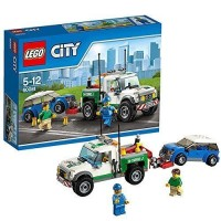 LEGO City -60081 City Pickup Tow Truck Set New Vehicles Bricks Toy Car