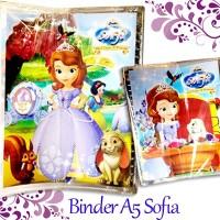 Binder A5 Sofia