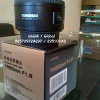 Jual Ready Stok Lensa YONGNUO EF YN 50mm 1.8 For CANON Murah
