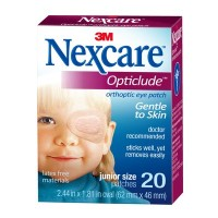 3M Nexcare Opticlude Orthoptic Eye Patch Junior
