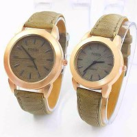 Fossil couple - Harga sepasang (swiss army chanel alba rolex guess)