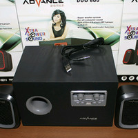 harga Speaker Aktif Subwoofer Advance Duo 600 Duo-600 Tokopedia.com