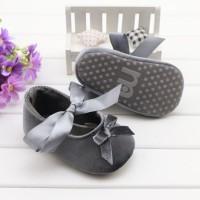 Prewalker Mothercare - Elegant Grey Suede