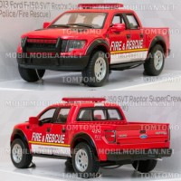 Kinsmart Ford F-150 SVT Raptor (Fire Rescue)