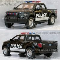 Kinsmart Ford F-150 SVT Raptor (Special Police)