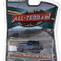Greenlight 1/64 2010 Jeep Wrangler Mountain Editio