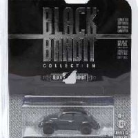 GL 1:64 1938 Volkswagen Split Window Beetle Black