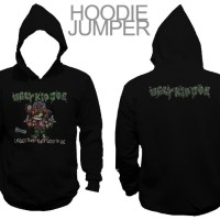 Hoodie Jumper Ugly Kid Joe Uglier Than They Used ta Be Murah