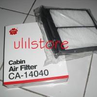 CA-14040 FILTER CABIN FILTER UDARA AC SUZUKI SX4/ X OVER