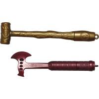 pulpen palu hammer kapak ax pen pena ballpoint bolpoin unik lucu