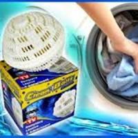 Clean Balz / Tempat Dispenser Detergent Pelembut Pakaian Bersih Hemat