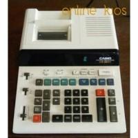 harga CASIO DR-8620 - Kalkulator Print / Printing Calculator Tokopedia.com