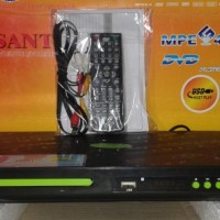 DVD PLAYER SANTIKA 3308N