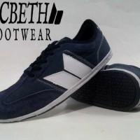 Sepatu pria macbeth brighton blue