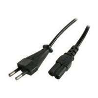 Kabel Power Printer-Notebook-Radio-Charger-DLL 2 Lubang Panjang 1,5m