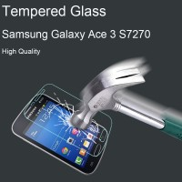 TEMPERED GLASS SAMSUNG GALAXY ACE 3 / S7270 / ANTI GORES KACA