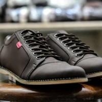 Sepatu Kickers Shaka Brown / Casual Keren