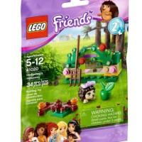 Lego Friends-41020 Series 2 Animal-Hedgehog's Hideaway Friend Girl Toy