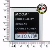 Baterai  Mito A78 - Imo S78 3800mah Double Power
