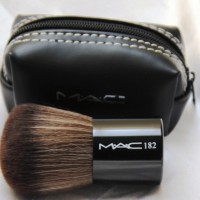 Brush / Kuas Make Up MAC KABUKI MAC BLUSHON MAC BLUSH ON - DOMPET