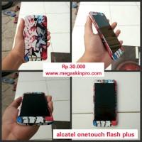 harga Garskin Alcatel Onetouch Flash Plus Tokopedia.com