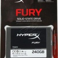 KINGSTON SSD HYPER x FURY 240GB