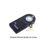 Wireless Remote shutter Canon