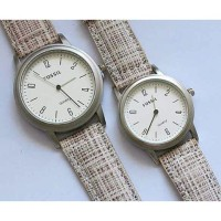 Fossil 1 couple - Harga sepasang (swiss army chanel alba rolex guess)