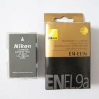 Battery/baterai/batre Nikon EN-EL9a