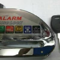 Gembok Alarm Cakram Motor