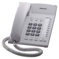telepon single line panasonic kx-ts 820 putih