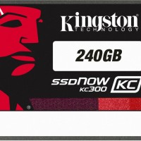 Kingston SSDNow KC300 240GB (R:525, W:500)