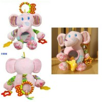 ELC Doll Pink Elephant