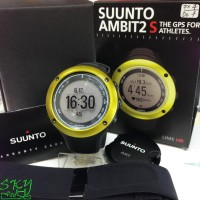 Suunto SS020133000 (Ambit2 S Lime With HR) Original