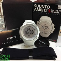 Suunto SS020552000 (Ambit2 S White With HR) Original