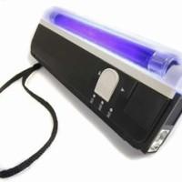 Jual Money Detector Uang Palsu Detektor Kasir Bank Toko dengan Lampu UV Murah