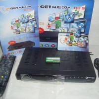SET TOP BOX GETMECOM HD-9 EWS DVBT2