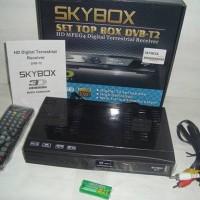 SET TOP BOX DVBT2 TV DIGITAL SKYBOX H-1